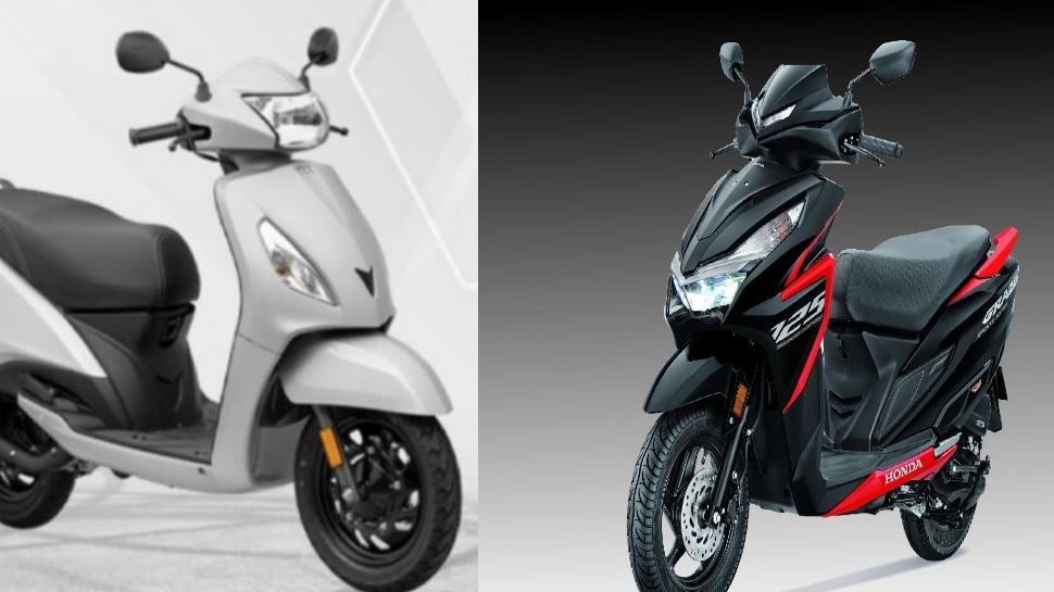 2 शानदार स्कूटर्स लॉन्च, TVS SMW और Honda Grazia Sport में कौन है बेहतर, जानिए