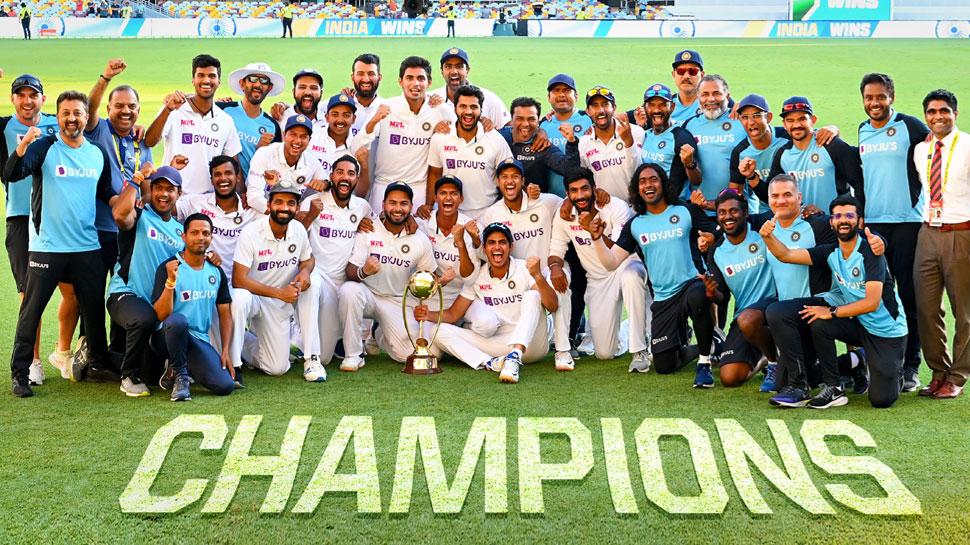 Border-Gavaskar Trophy win