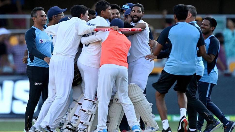 Team India Victory