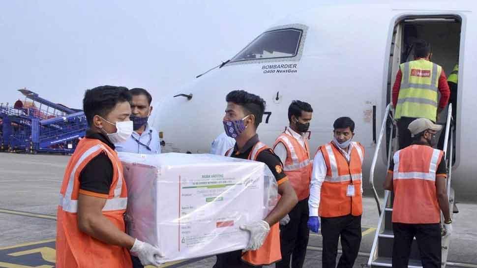 भारत की वैक्सीन डिप्लोमेसी, Bhutan को सबसे पहले गिफ्ट में भेजी 1.5 लाख Corona Vaccine