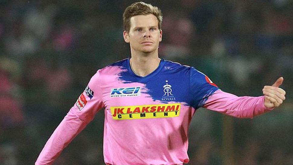 IPL 2021: कप्तान Steve Smith को बड़ा झटका, Rajasthan Royals ने टीम से किया बाहर