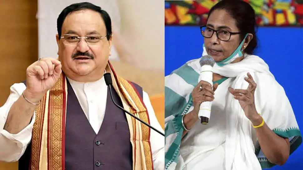 BJP का मिशन बंगाल, पार्टी अध्यक्ष JP Nadda ने कई बड़े नेताओं के साथ की जरूरी Meeting