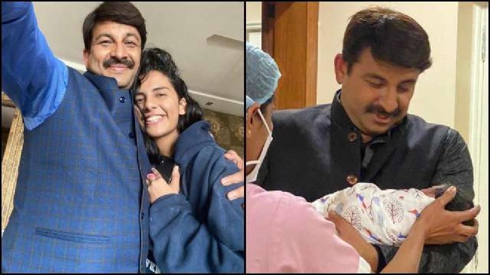 Manoj Tiwari की बेटी का नाम आया सामने, पत्नी-बड़ी बेटी के नाम से जुड़ा है कनेक्शन