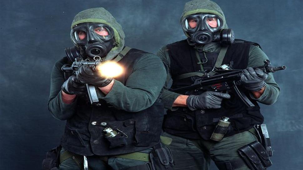 ब्रिटेन की SAS है तैयार