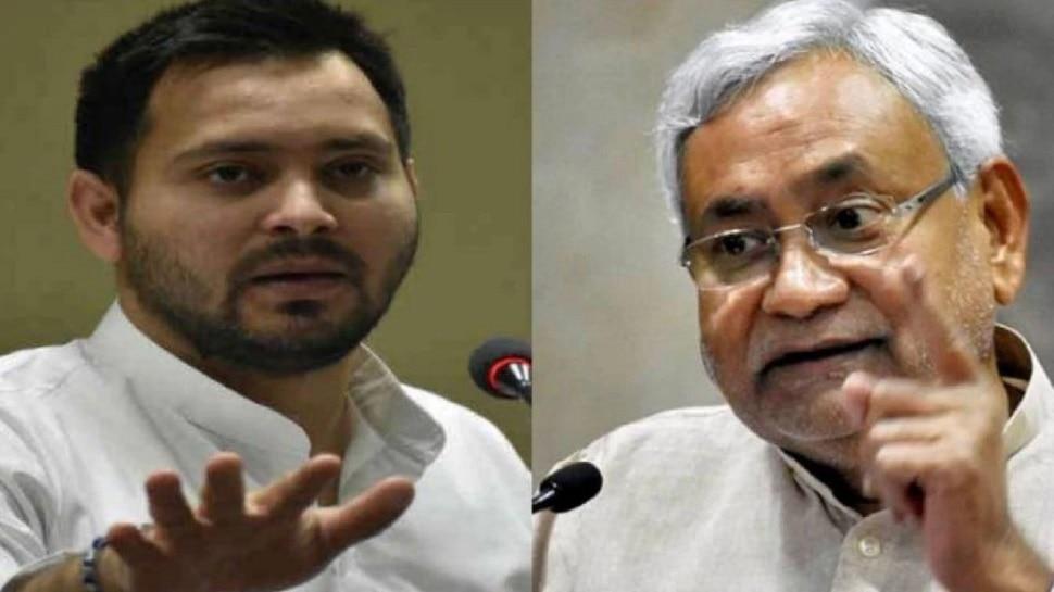 Bihar सरकार के खिलाफ गलत टिप्पणी करने पर होगी जेल! Tejashwi बोले-कुछ तो शर्म करें Nitish Kumar