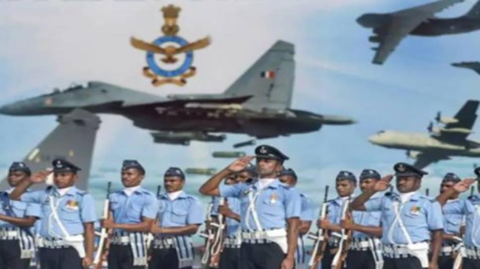 Sarkari Naukri: 12वीं पास के लिए Indian Air Force में नौकरी का मौका, जानें आवेदन की पूरी प्रक्रिया