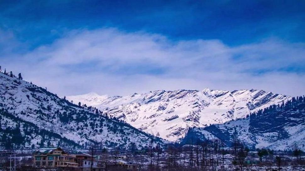 Kufri Hill Station Shimla