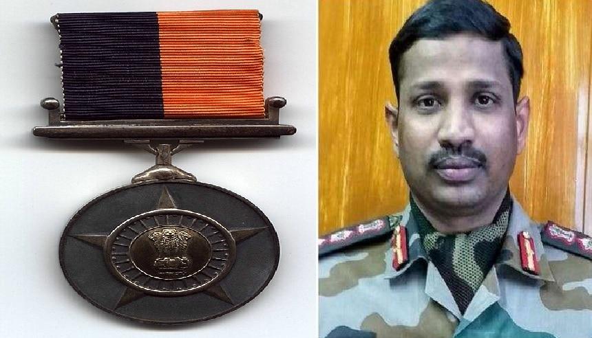 Colonel Santosh Babu, who battered China in Galvan, will get Mahavir Chakra  | China को गलवान में पस्त करने वाले कर्नल संतोष बाबू को मिलेगा महावीर चक्र  | Hindi News, राष्ट्र
