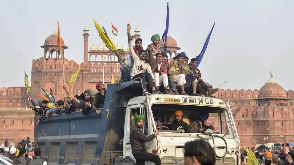 Delhi Violence: किसानों के नाम पर फिर सेकी गई सियासी रोटियां, जानिए ताजा अपडेट