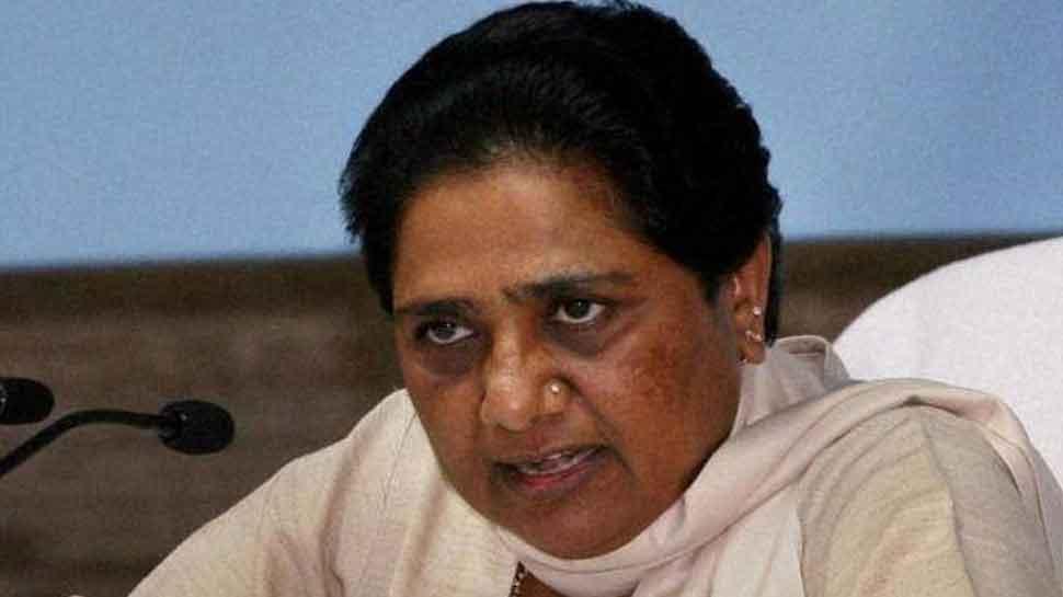 Farmers Protest: Tractor Parade की Mayawati ने की निंदा, ट्वीट कर कही ये बात