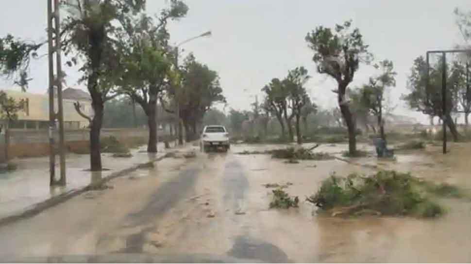 Mozambique में चक्रवात Eloise का कहर, भीषण बाढ़ ने भी मचाई तबाही