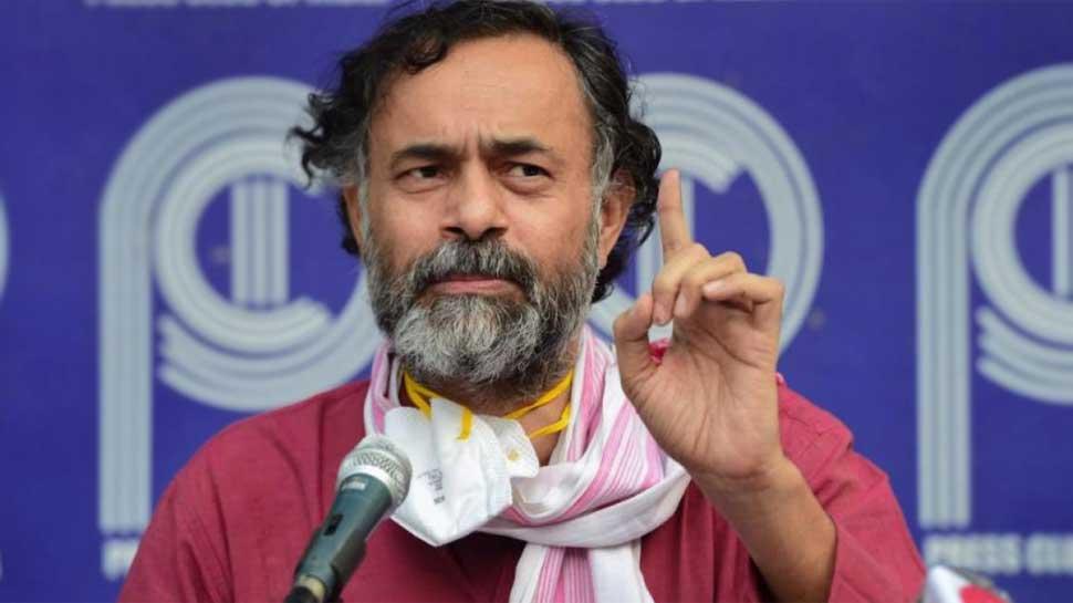 Farmers Protest: किसानों की हिंसा के बाद हिरासत में लिए गए 200 लोग, Yogendra Yadav समेत कई पर केस दर्ज