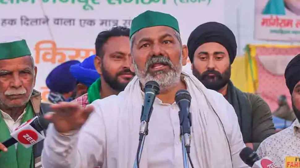 BKU leader Rakesh Tikait to go to Supreme Court against Ghaziabad administration, says farmers protest will continue | Farmers Protest: सरकार के नोटिस के खिलाफ सुप्रीम कोर्ट जाएंगे राकेश टिकैत, बोले ...