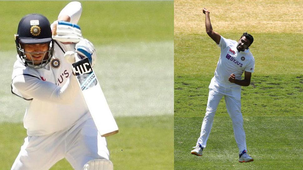 जब Melbourne Test में Shubman Gill ने Ravichandran Ashwin से कहा, 'ऐश भाई.. जल्दी खत्म कर दो यार'