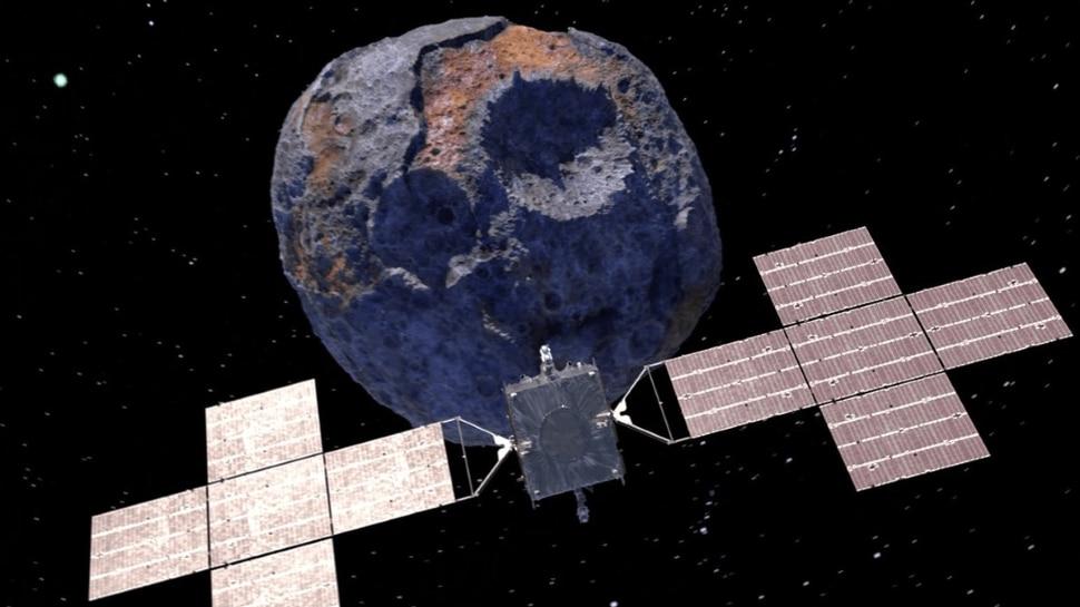 NASA Psyche Mission: हर शख्स को अरबपति बनाने वाले Asteroid की स्टडी को हरी झंडी, NASA भेजेगा यान