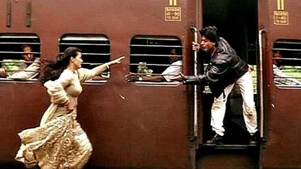 UP Police ने DDLJ के इस सीन को फिर किया फेमस, इस बार दिखाई राज और सिमरन की गलती