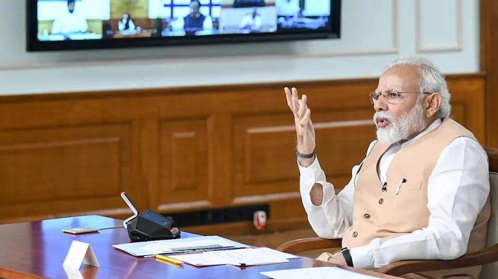 Farmers Protest का समाधान निकालेंगे PM Modi? अमित शाह समेत इन मंत्रियों के साथ की बैठक