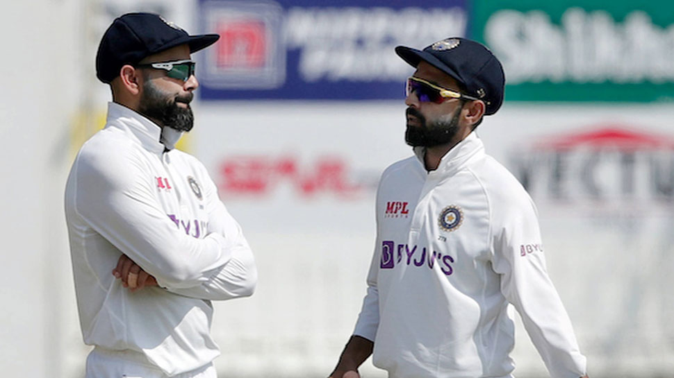 India vs England Virat Kohli's poor captaincy Rohit-Rahane's 'surrender' and 5 big reasons for defeat 1st test in Chennai