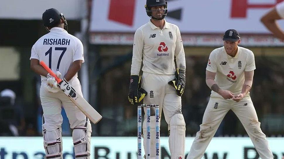 IND vs ENG: मैच के दौरान Rishabh Pant और Ben Stokes के बीच हुई तीखी बहस, Umpires को देना पड़ा दखल