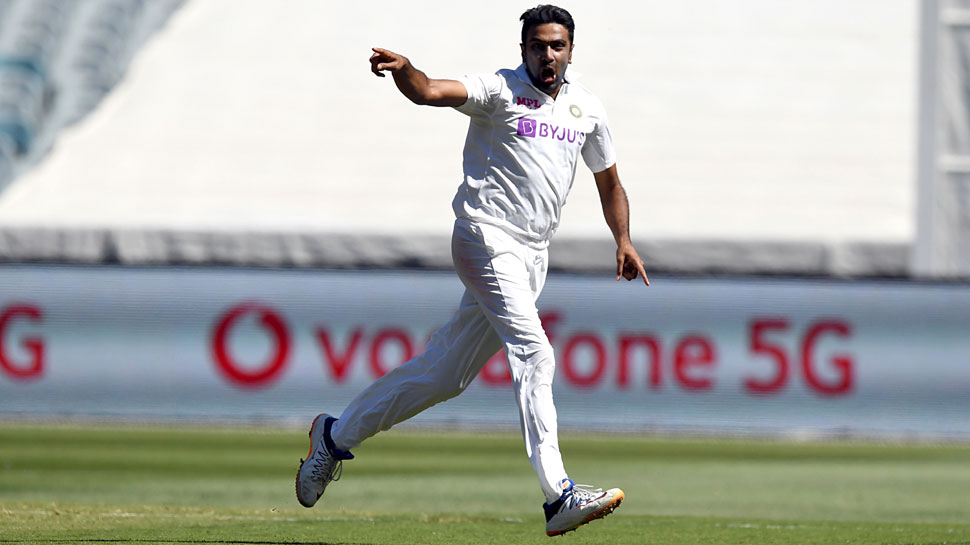Ravichandran Ashwin claims 200th left-handed batsman in Test