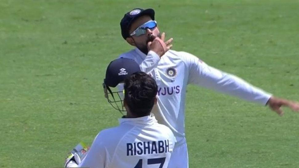 IND vs ENG: Virat Kohli ने Chennai Test में फैंस को कहा 'Whistle Podu', दर्शकों ने दिया जबरदस्त रिएक्शन