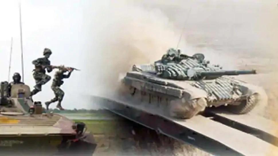 Bikaner: भारत-अमेरिका सेना ने युद्धभ्यास में दिखाया दम, फील्ड फायरिंग से रेंज धर्राया