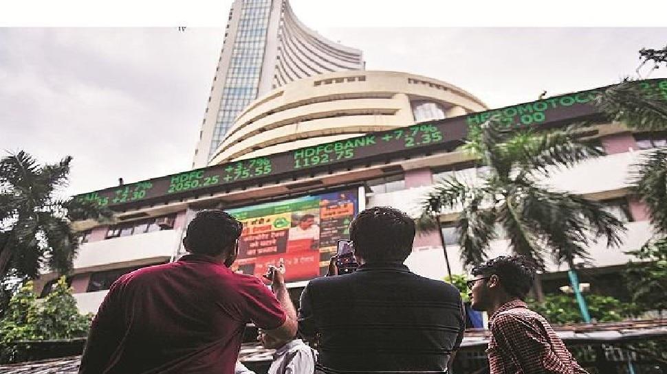 Share Market: लगातार पांचवें दिन भी टूटा बाजार, Sensex 50,000 के नीचे टूटकर बंद, RIL, HDFC ने बिगाड़ा मूड
