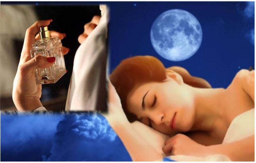 सपने में सुगंध लगाते देखने का क्या अर्थ है?