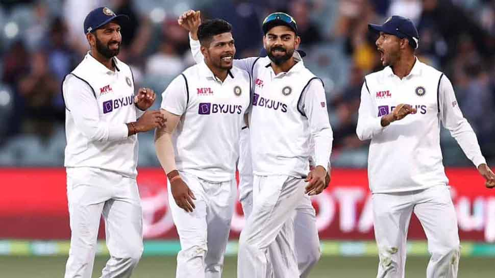 Indian bowlers dominates in day night tests