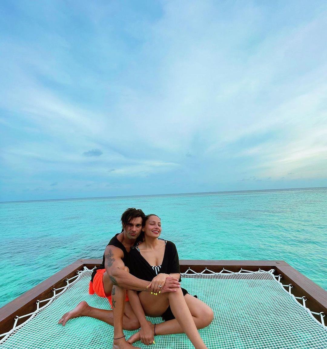 Maldives Trip of Bipasha Basu