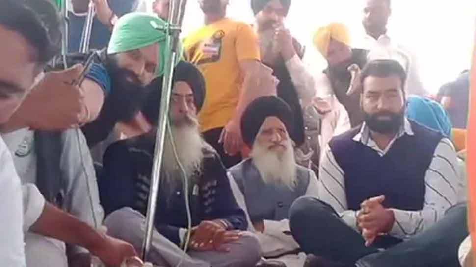 Punjab में रैली करने पहुंचा Red Fort Violence का फरार आरोपी लक्खा सिधाना, पुलिस देखती रही तमाशा