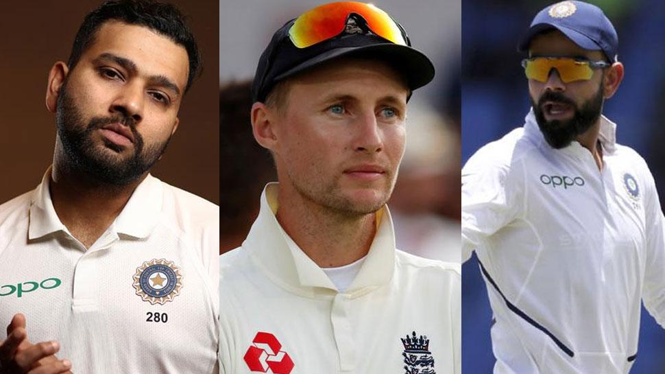IND VS ENG: Virat और Rohit के बयान के बाद भड़के Joe Root, कहा-खिलाड़ी नहीं ICC करेगा पिच पर फैसला
