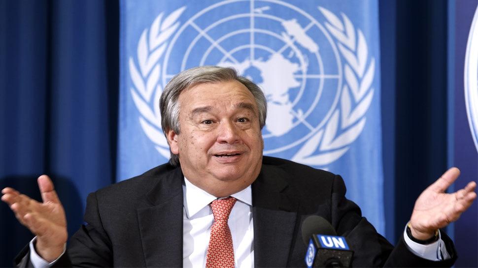 UN प्रमुख António Guterres ने India-Pakistan में सीजफायर का किया स्वागत, कही ये बात
