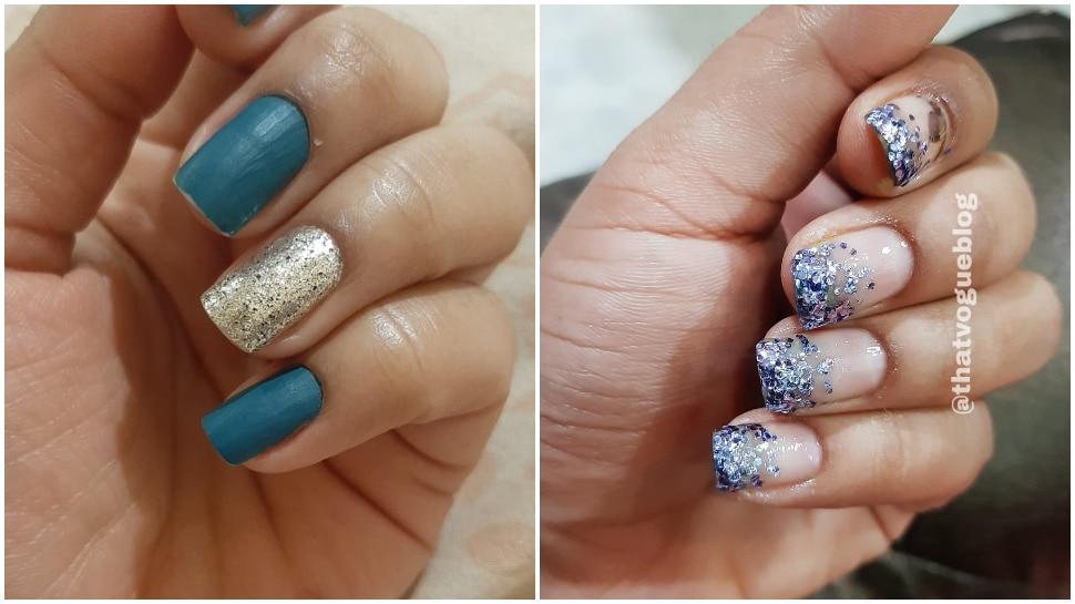 Glitter Nail Art Trend