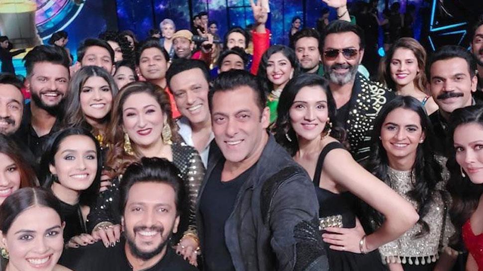 Salman Khan ने Zee TV के सेट से शेयर की 'मेगा सेल्फी', इंटरनेट पर खूब हो रही वायरल