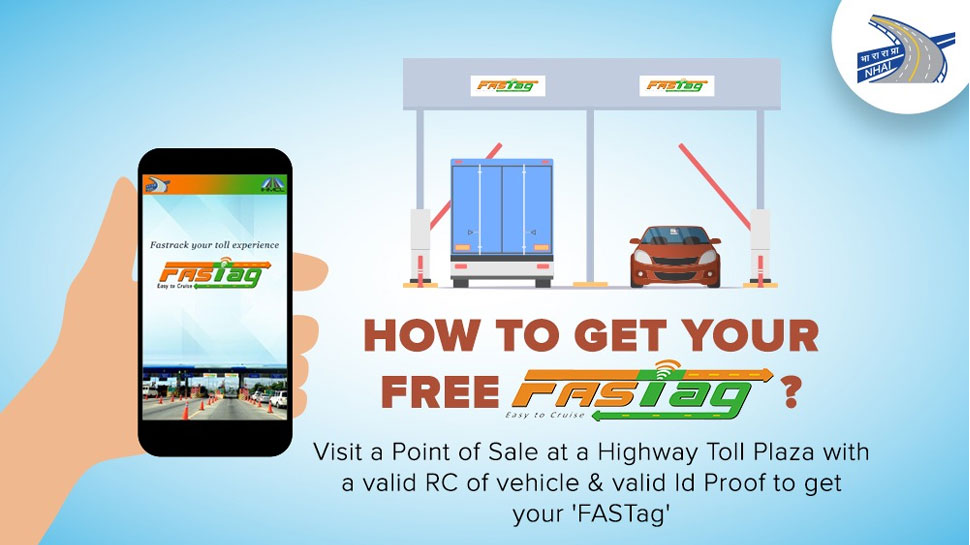 Free FASTag free Offer Till 1st March