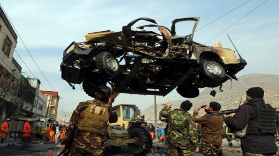 तालिबान के खिलाफ लड़ाई में सहयोग जारी रखेगा ब्रिटेन, अफगानिस्तान में शांति लाने पर जोर