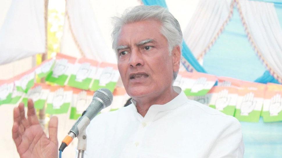 Punjab प्रदेश कांग्रेस अध्यक्ष Sunil Jakhar का G-23 नेताओं पर हमला, कहा- 'अवसरवाद की राजनीति' बंद हो