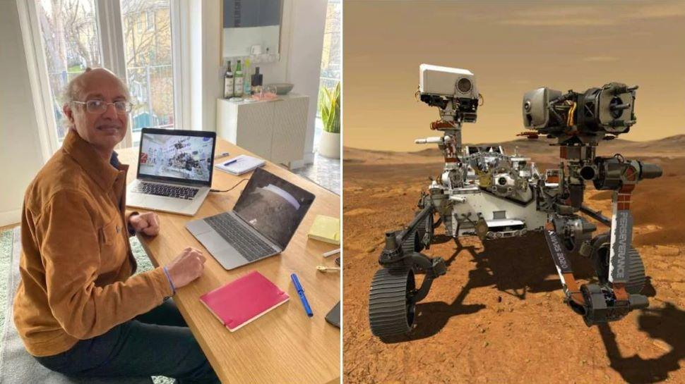 NASA Mars Perseverance Rover: लंदन के 1 Bhk फ्लैट से Mars Mission कंट्रोल कर रहे हैं भारतीय मूल के वैज्ञानिक Sanjeev Gupta
