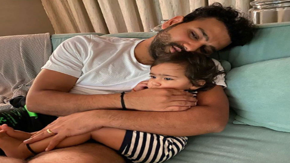 Rohit Sharma daughter Samaira