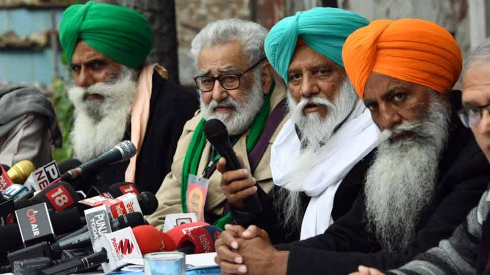 संयुक्त किसान मोर्चा नेता Balbir Singh Rajewal का बड़ा बयान, कहा- चुनावी राज्यों में उठाएंगे यह कदम