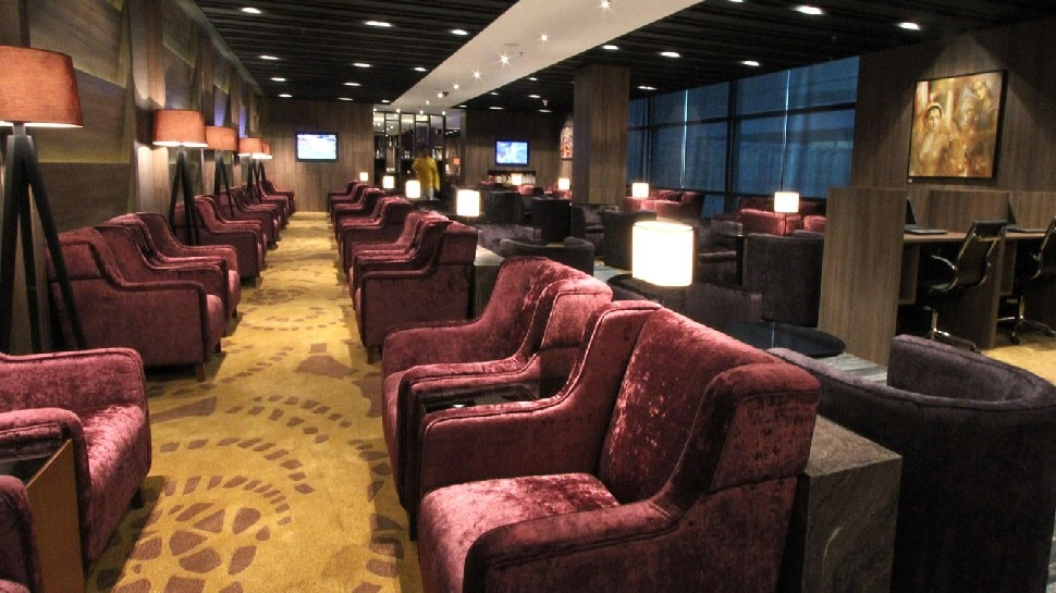 lounge charge at airport