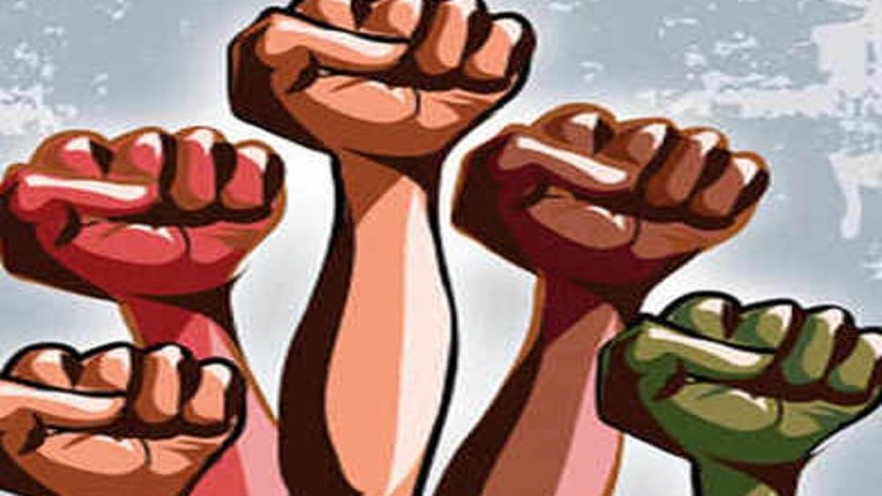 Dungarpur: अधिकारियों की लापरवाही से अटका शिक्षकों का स्थायीकरण, शुरू किया आंदोलन