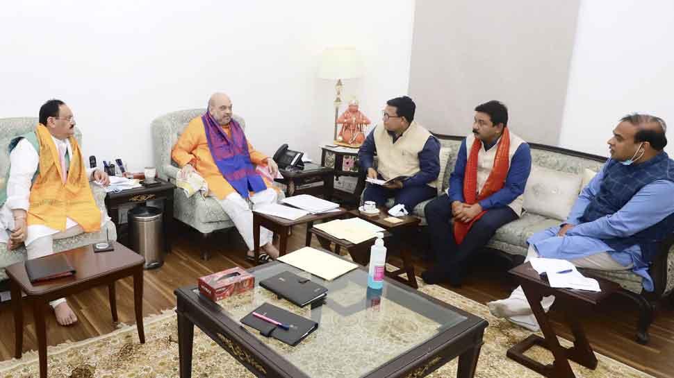 Assam Assembly Election 2021: टिकट बंटवारे पर BJP में मंथन, जल्द तय होगा गठबंधन का सीट शेयरिंग फॉर्मूला
