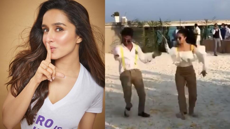 Shraddha Kapoor ने कजिन Priyank Sharma के वेडिंग फंक्शन्स में किया Funny Dance, हंस-हंस कर लोटपोट हुए फैंस