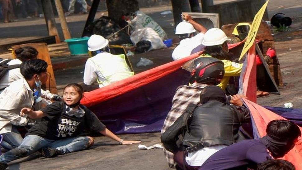 Myanmar Coup: दूसरों को बचाने में अपनी जान गंवाने वाली 19 वर्षीय Angel की ये कहानी आपको भावुक कर देगी