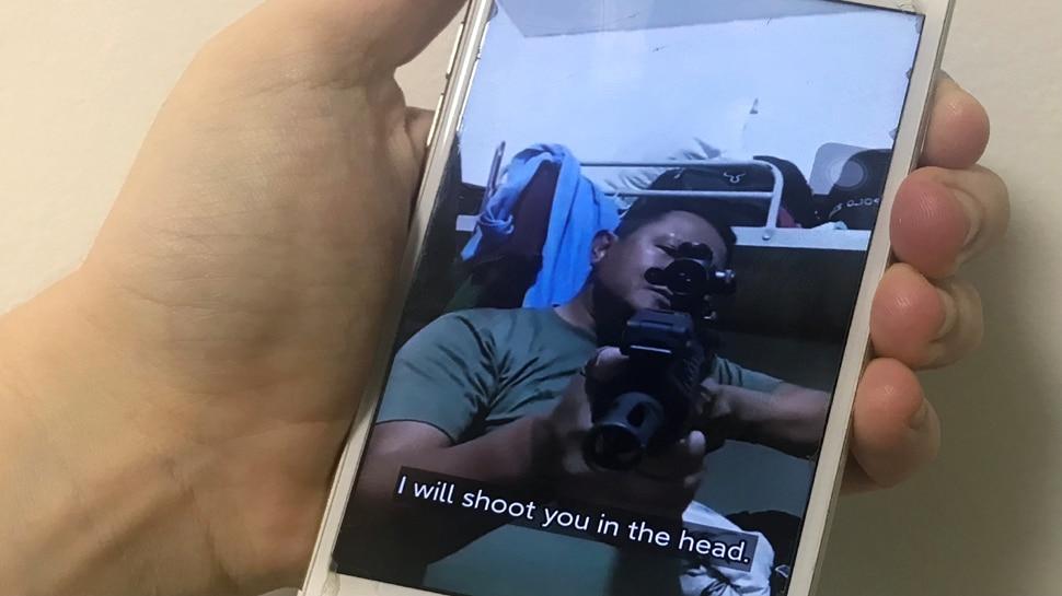 Myanmar आर्मी ने प्रदर्शनकारियों को दी कत्लेआम की धमकी, TikTok वीडियो में कहा - बाहर निकले तो मार देंगे गोली