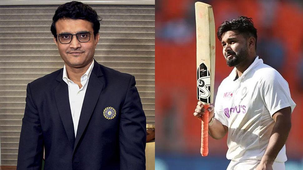 IND vs ENG: Sourav Ganguly ने बांधे Rishabh Pant की तारीफों के पुल, कहा-'दबाव में खेली गई शानदार पारी'