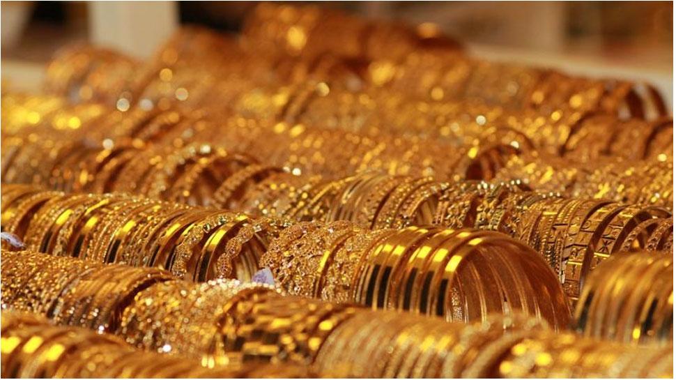 Gold Price Today 6th March : लगातार घट रही है सोने की चमक, 44 हजार रुपये प्रति 10 ग्राम से भी नीचे गिरे दाम