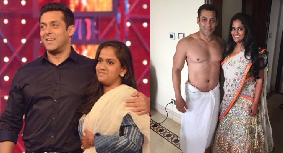 जानिए क्यों वायरल हुई Salman Khan की ये शर्टलेस फोटो?